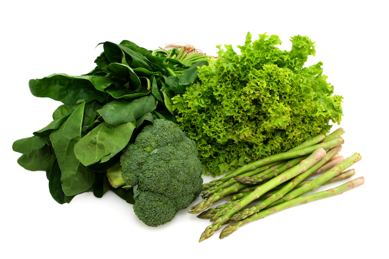 Improve your health - Eat Healthy Greens