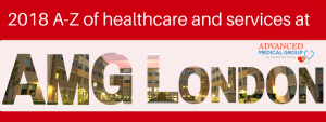 A-Z of healthcare at AMG London